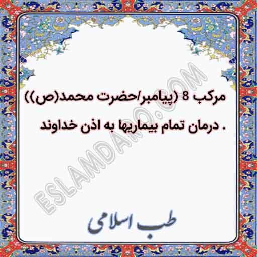 مرکب 8 یا محمد صل الله و علیه و آله