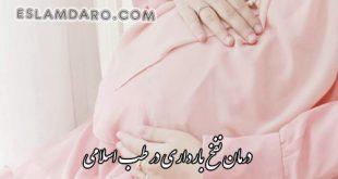 درمان نفخ بارداری در طب اسلامی