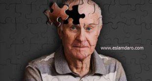 درمان گیاهی آلزایمر