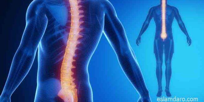 درمان آسیب و قطع نخاع