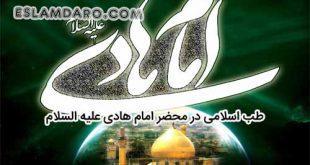 در محضر امام هادی علیه السلام