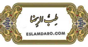 طب اسلامی در محضر امام رضا علیه